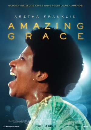 Aretha Franklin: Amazing Grace Poster