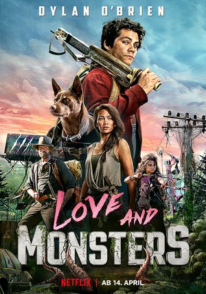 Love and Monsters Poster