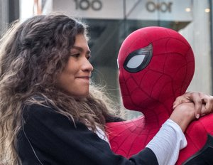 """Spider-Man"": Geniales Easter Egg in ""Far From Home"" kündigt wohl die Fantastic Four an"