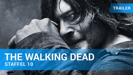 """The Walking Dead"" – Trailer (Deutsch) Poster"