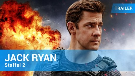Jack Ryan – Staffel 2 – Trailer (Deutsch) Poster