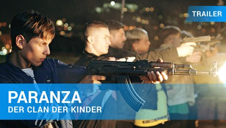 Paranza - Der Clan der Kinder - Trailer Deutsch Poster