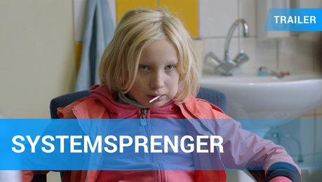Systemsprenger - Trailer Deutsch Poster
