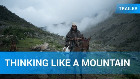 Thinking like a Mountain - Trailer Deutsch Poster
