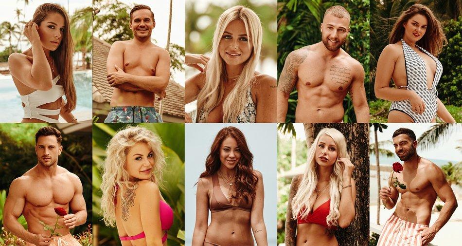 Bachelor In Paradise Kandidatinnen