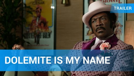 Dolemite Is My Name - Trailer Deutsch Poster