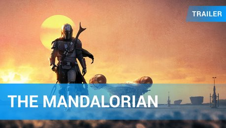 The Mandalorin - Trailer Englisch Poster