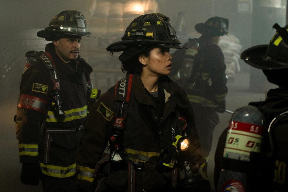 Chicago Fire Staffel 8