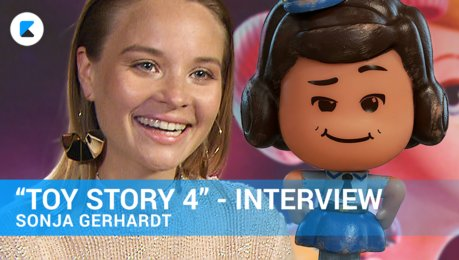 TOY STORY 4-Interview mit Sonja Gerhardt Poster