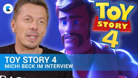 """TOY STORY 4"" - Interview mit Michi Beck Poster"