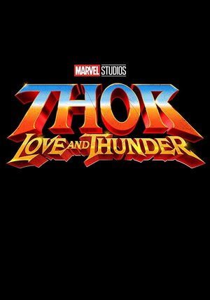 Thor 4: Love and Thunder Poster