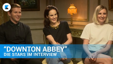 Downton Abbey - Die Stars im Interview Poster