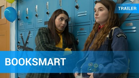 Booksmart - Trailer Deutsch Poster