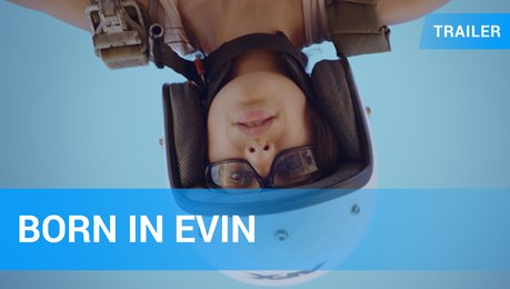 Born in Evin - Trailer Deutsch Poster