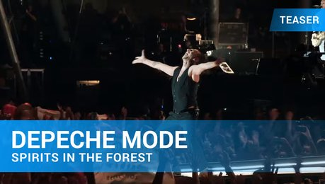 Depeche Mode - Spirits in the Forest - Teaser-Trailer Deutsch Poster
