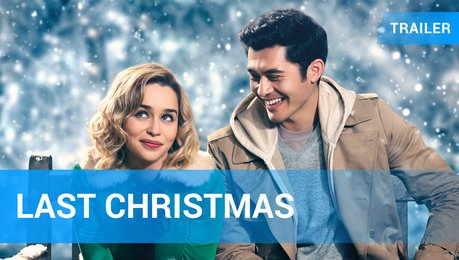 Last Christmas - Trailer Deutsch Poster