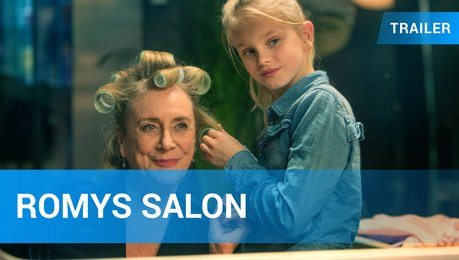 Romys Salon - Trailer Deutsch Poster