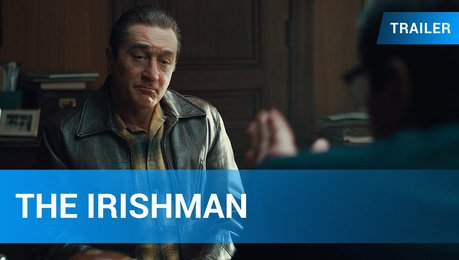 The Irishman - Trailer Deutsch Poster