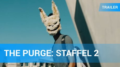 "The Purge TV Series Season 2 ""Survive"" Trailer Poster"
