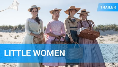 Little Women - Trailer Deutsch Poster