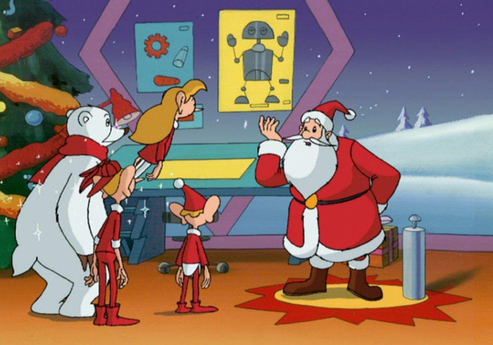 Weihnachtsmann Und Co Kg Elfen