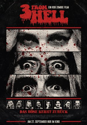 3 from Hell Poster