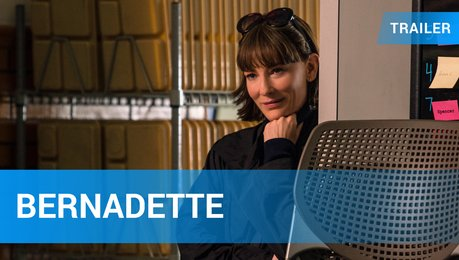 Bernadette - Trailer Deutsch Poster