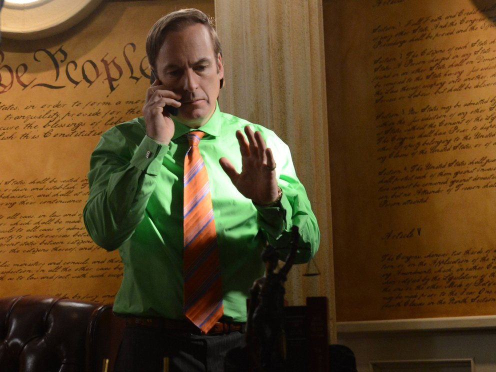 Saul Goodman El Camino Breaking Bad GPS
