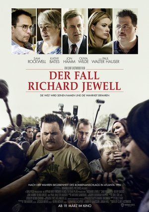 Der Fall Richard Jewell Poster
