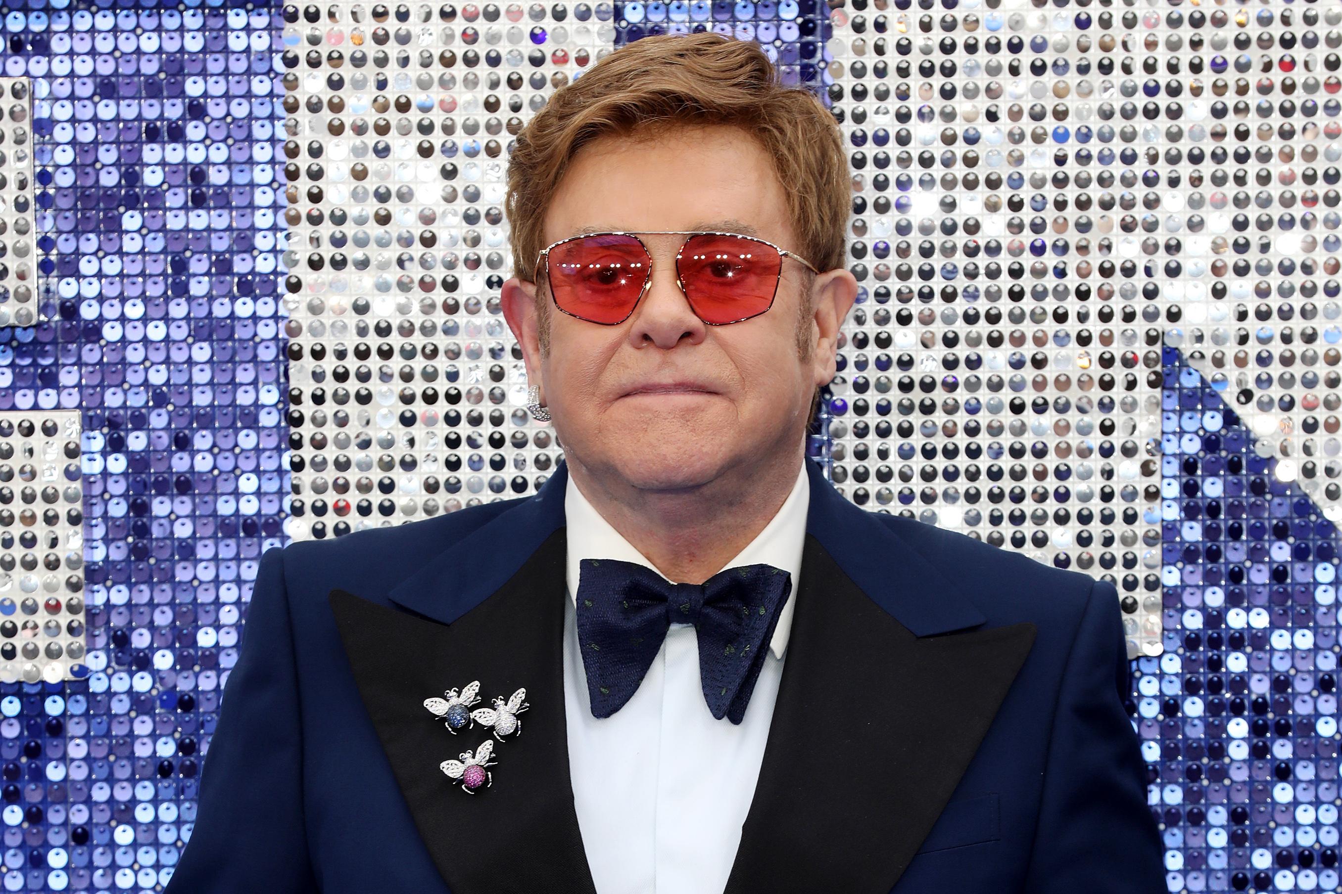Elton John Kino