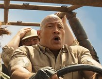 """Jumanji: The Next Level"": Dwayne Johnson ist ein mieser Fahrer im finalen Trailer"