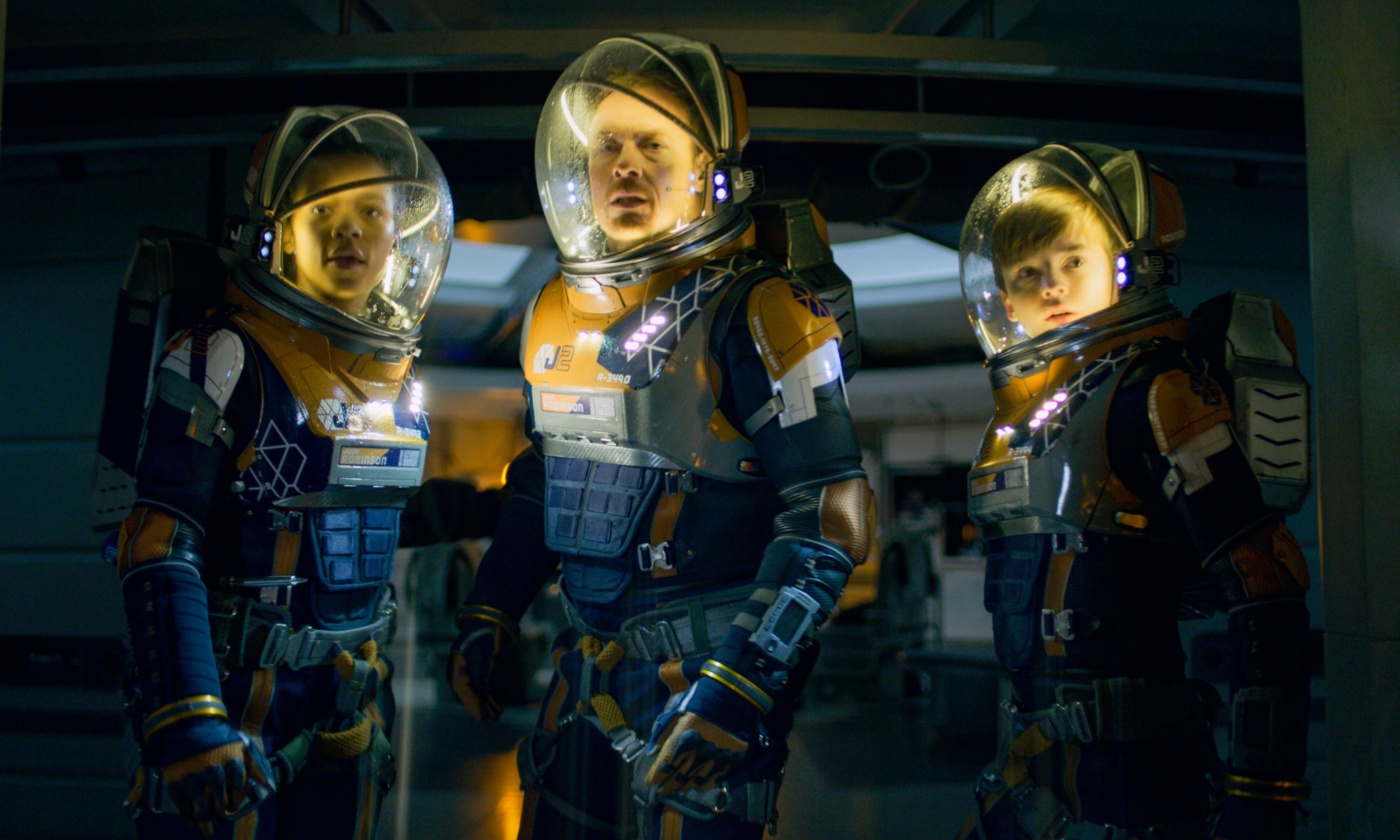 Lost In Space Staffel 2 Im Stream Auf Netflix Heiligabend Mit