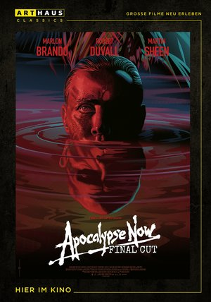 Apocalypse Now - Final Cut Poster