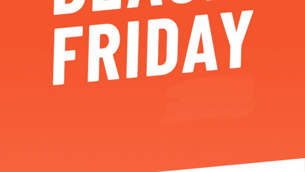 Black Friday & Amazon Cyber Monday Woche 2019 Poster