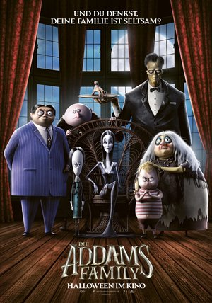 Die Addams Family Poster