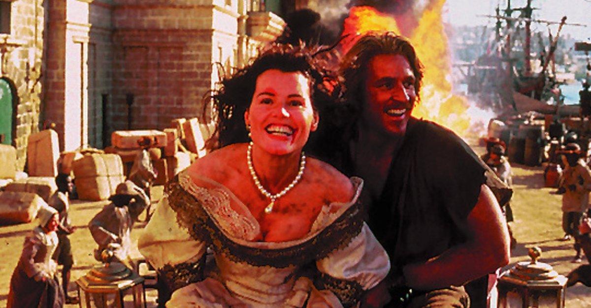Die Piratenbraut Film
