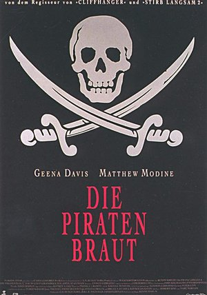 Die Piratenbraut Poster