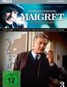 Georges Simenon: Maigret, Volume 3 Poster
