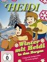 Heidi - Winter mit Heidi in den Bergen Poster