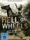 Hell on Wheels - Die komplette dritte Staffel (3 Discs) Poster