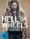 Hell on Wheels - Die komplette zweite Staffel (3 Discs) Poster