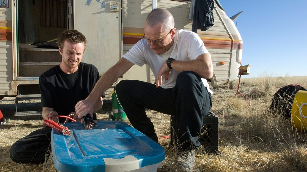 Breaking Bad El Camino 4 Days Out 4 Tage Auszeit Walter White Cameo Jesse