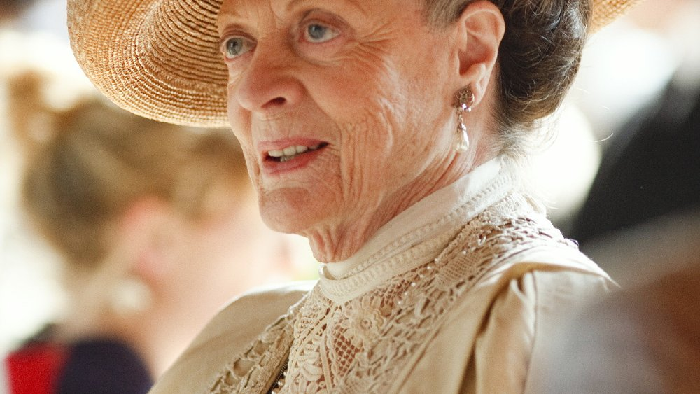 Maggie Smith Poster
