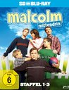 Malcolm mittendrin - Staffel 1-3 Poster