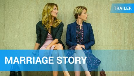 Marriage Story - Trailer Deutsch Poster