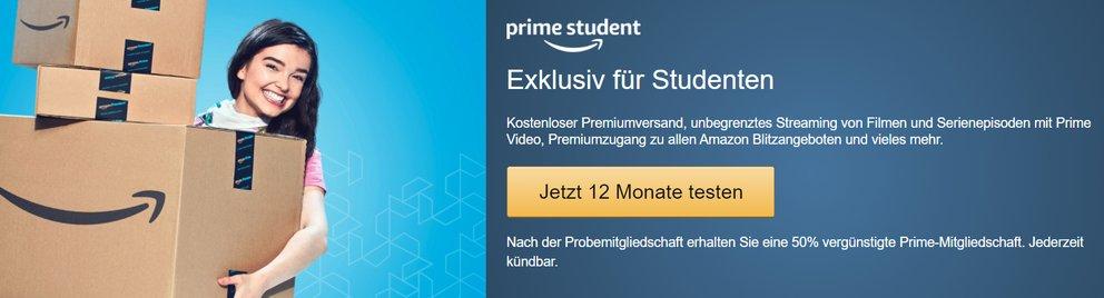 Netflix Abo Student