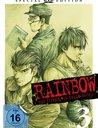 Rainbow: Die Sieben von Zelle sechs, Vol. 3 Poster