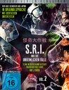 S.R.I. und die unheimlichen Fälle - Vol. 2 (2 Discs, OmU) Poster