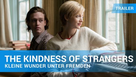 The Kindness of Strangers - Trailer Deutsch Poster