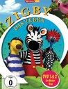 Zigby - Das Zebra, DVD 1 & 2 in dieser Box (2 Discs) Poster